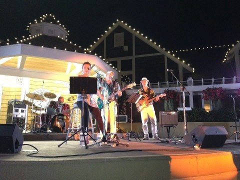The Juveniles - Bethany Beach Bandstand
